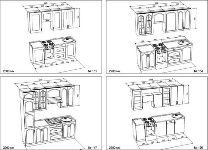 Кухня лофт своими руками чертежи и схемы